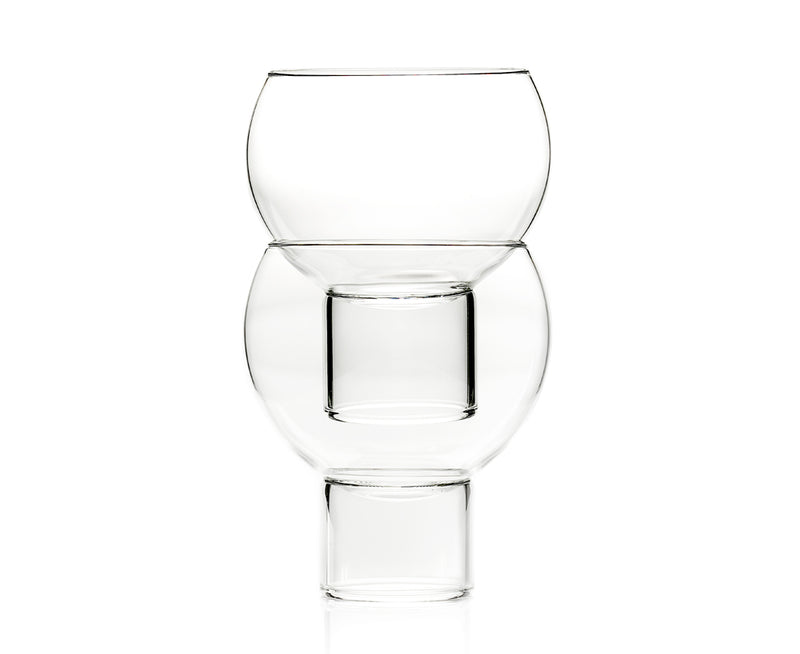 fferrone Tulip Low Small Glasses - Set of Two | DSHOP