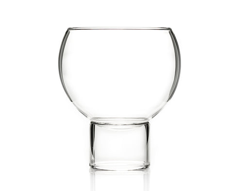 Tulip Low Small Glasses - Set of Two