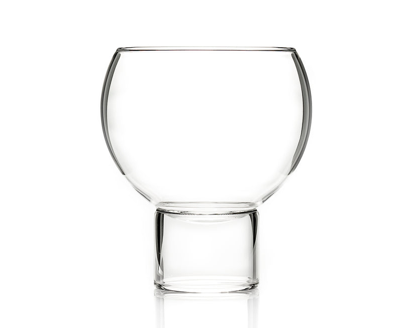 Handblown Tulip Low Small Glasses | DSHOP