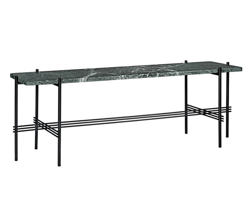 TS Console - 1 Rack - Green Marble | DSHOP