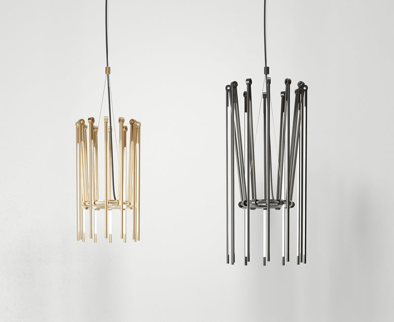 Contemporary Thin Chandeliers | DSHOP