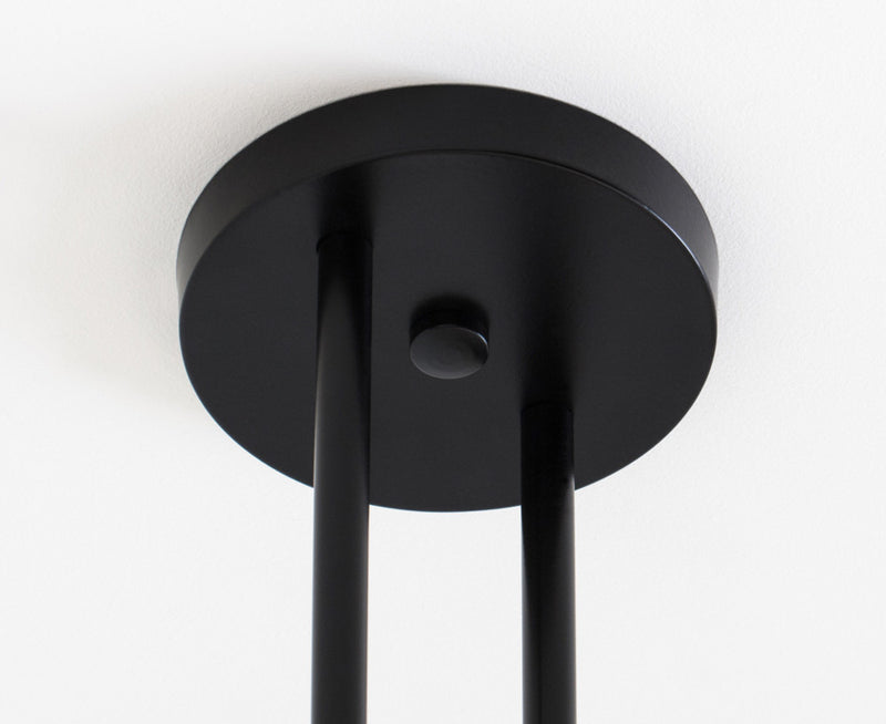 Matte Black Pendant Light | DSHOP