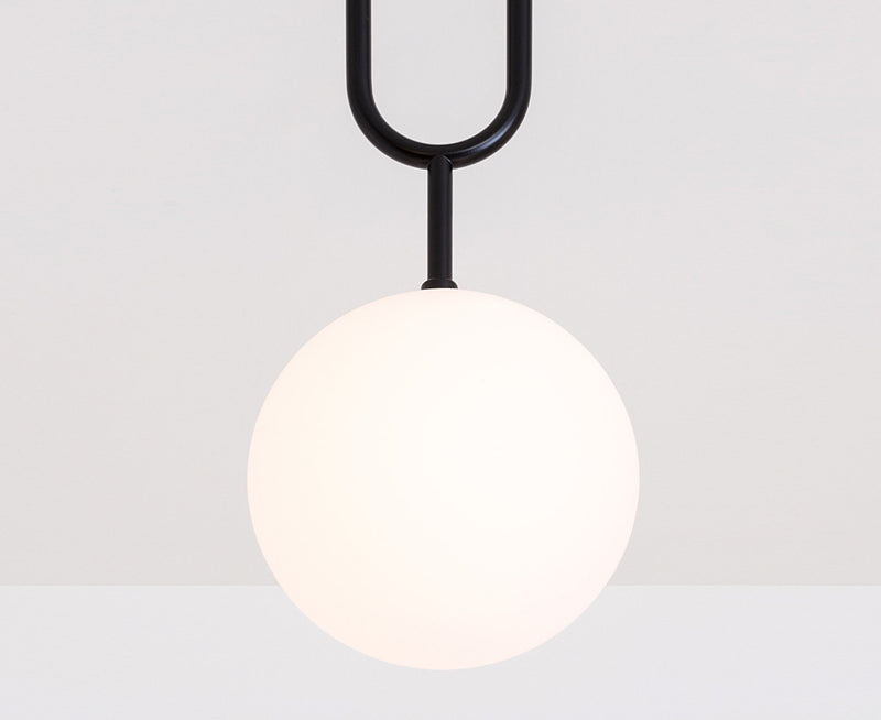 Black Koko Fixed Pendant Light | DSHOP