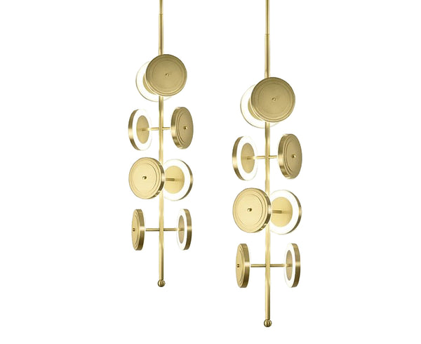 Le Royer Chandelier by Larose Guyon | DSHOP