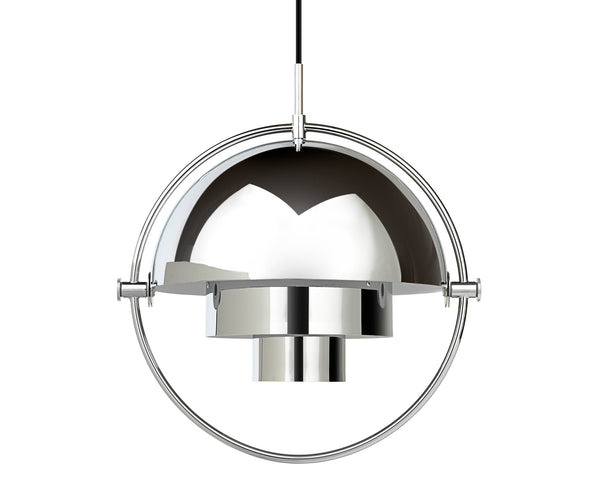 Multi-Light Pendant - Chrome