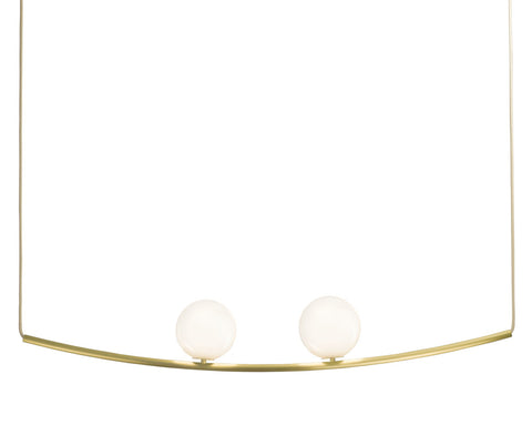 Perle 2 Pendant Light