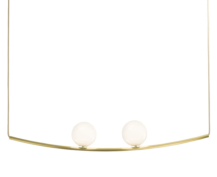 Perle 2 Pendant Light by Larose Guyon | DSHOP