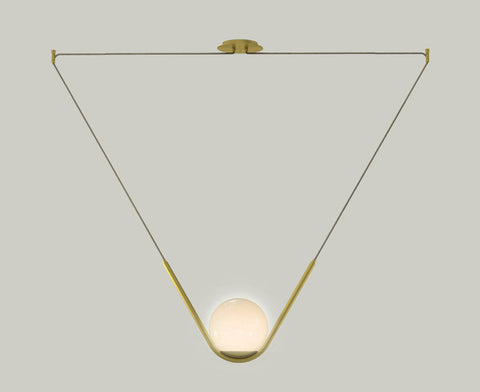 Perle 1 Pendant Light