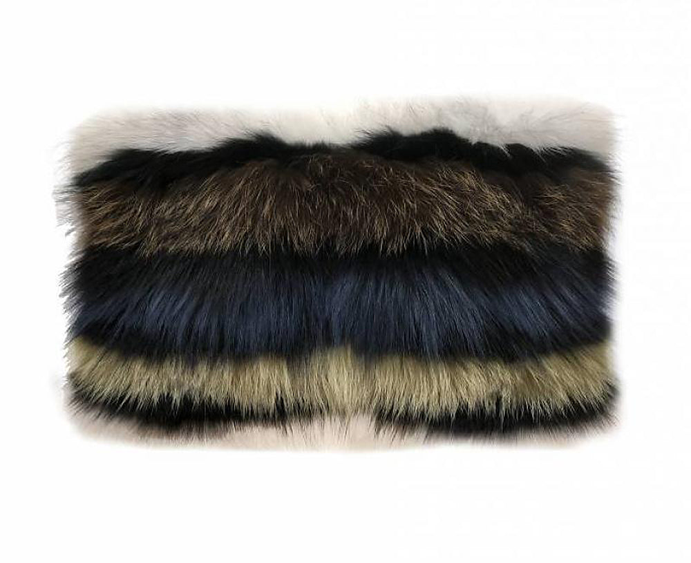 Fur Murano Pillow - Multicolor
