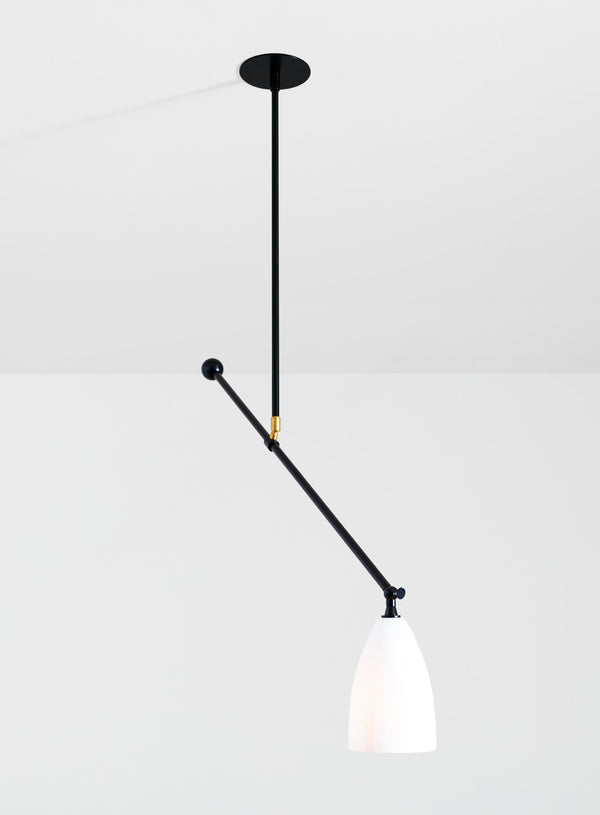 Adjustable Slope Pendant Light by Current | DSHOP