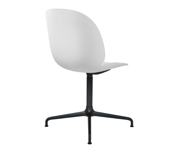 Gubi Beetle Dining Chair - Casted Swivel Base