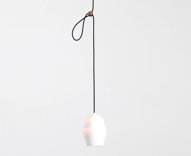 Vessel Pendant Light in Porcelain | DSHOP