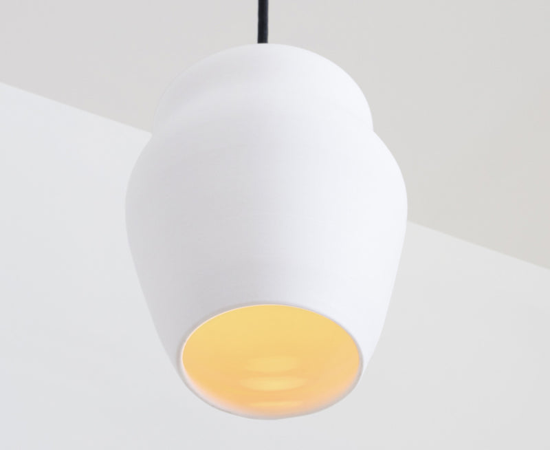 Porcelain Vessel Pendant Light | DSHOP