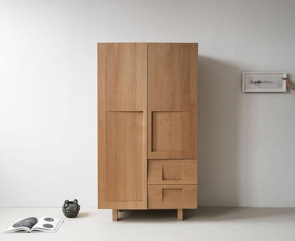 Beech Wood Wardrobe | DSHOP