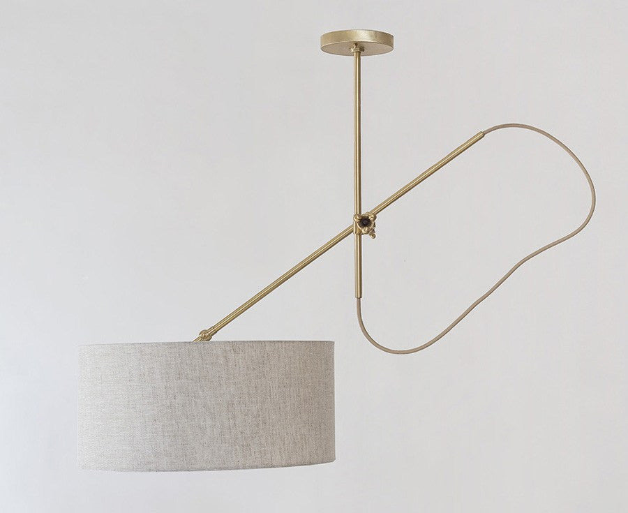 Shaded pendant lamp by workstead dshop adjustable shaded pendant lamp by workstead dshop mozeypictures Gallery