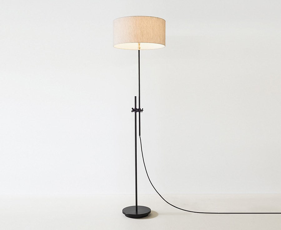 Shaded Floor Lamp | Workstead