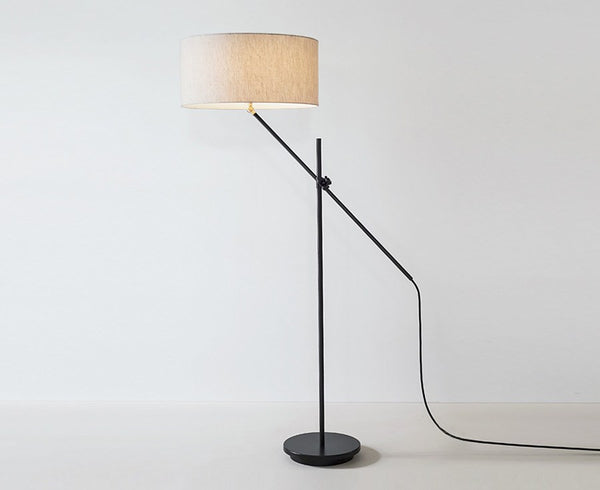Adjustable Shaded Floor Lamp by Workstead | DSHOP