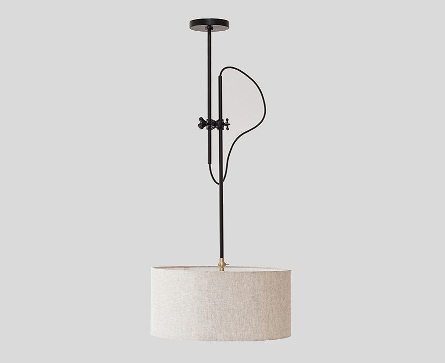 Shaded Pendant Lamp | Workstead