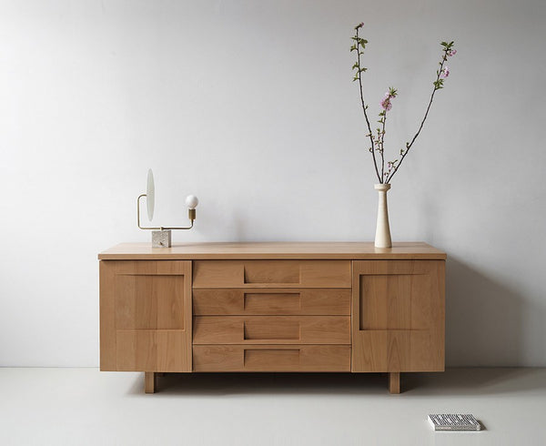 Beech Wood Credenza by Workstead | DSHOP