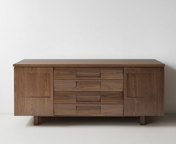 Walnut Wood Credenza by Workstead | DSHOP