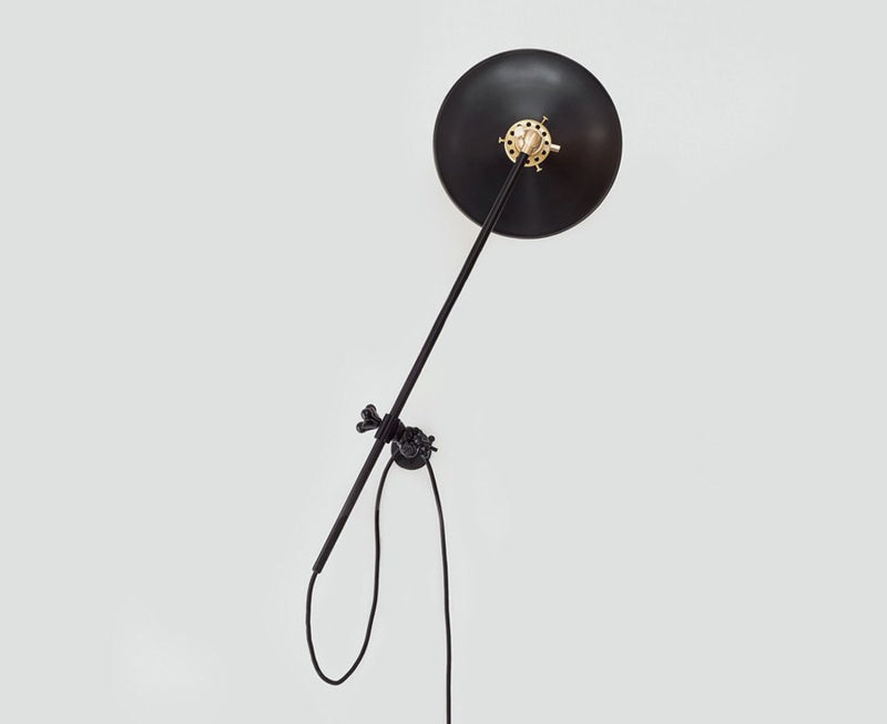 Black Wall Lamp by Workstead | DSHOP