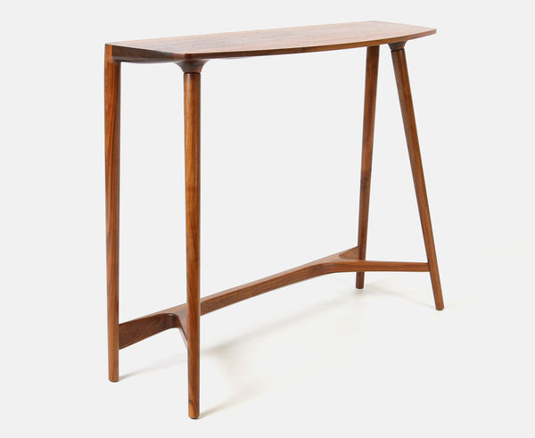 Bristol Console Table in Walnut