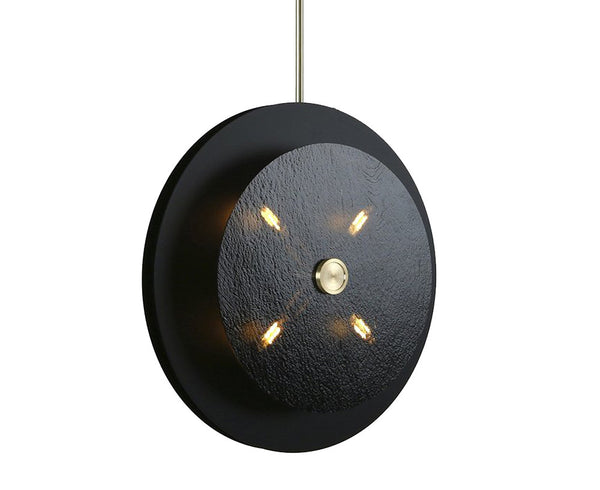 Dunn Equinox Pendant Light - Black