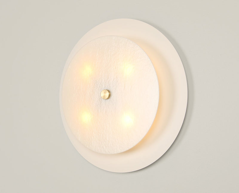 Equinox Sconce - Glass - Cream | DSHOP