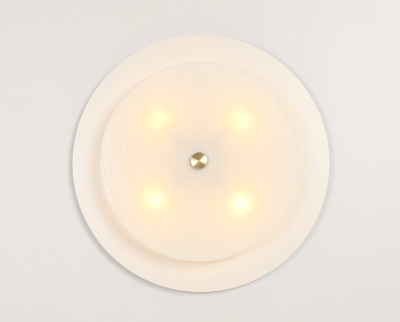 Equinox Sconce - Glass - Warm White | DSHOP