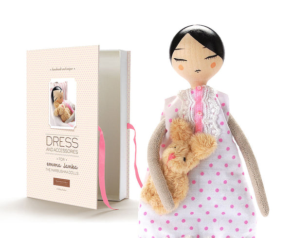 Marbushka Emma Doll Nightgown | DSHOP