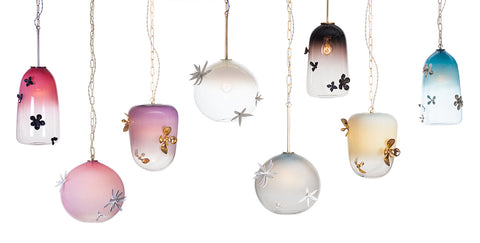 Gia Lantern Pendant Light