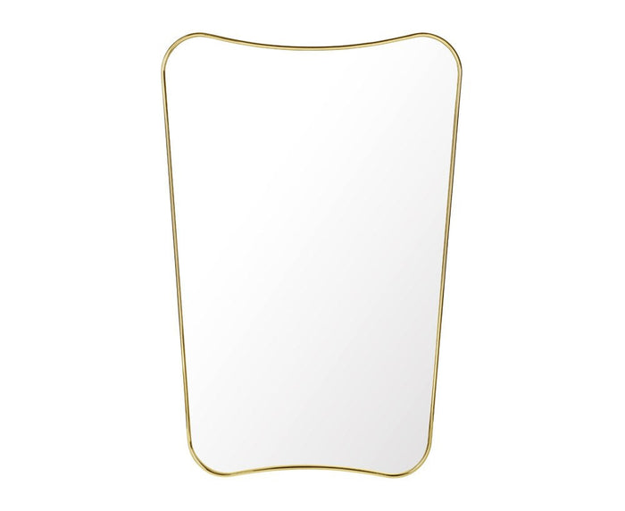 Gio Ponti F.A. 33 Rectangular Wall Mirror | DSHOP