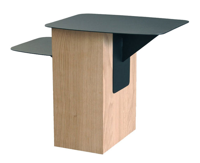Grafit L Side Table