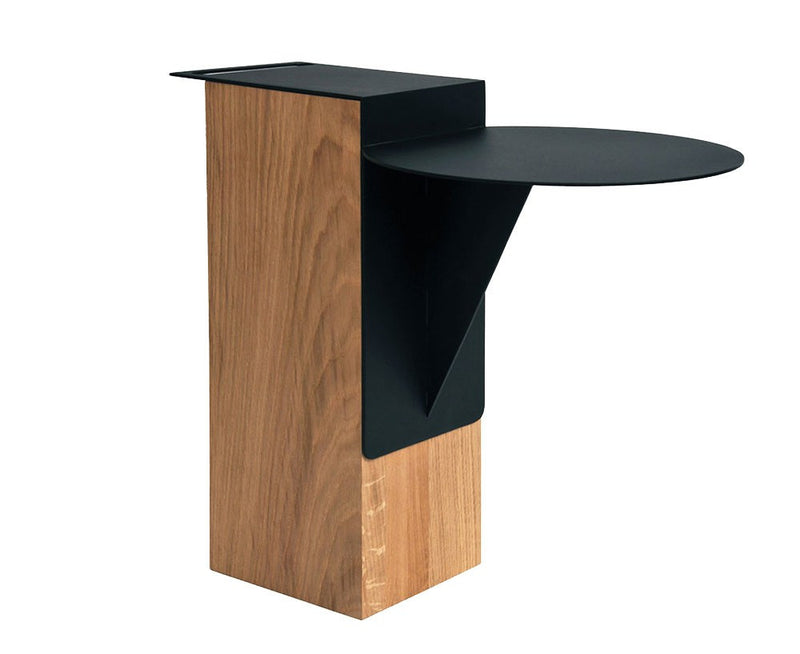 Grafit Side Table by Radar