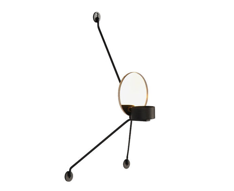 Gref Wall-Mounted Candle Holder
