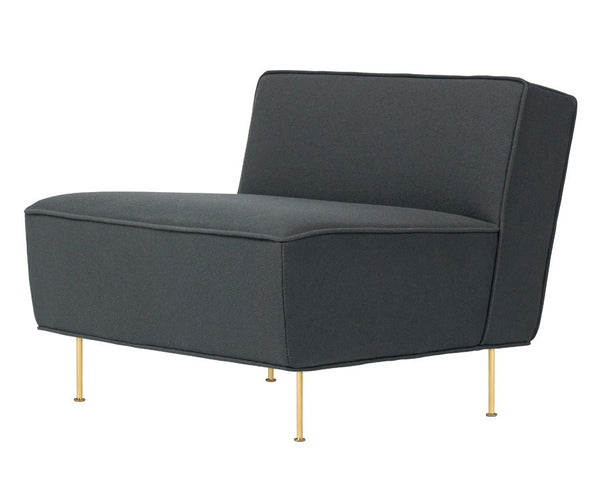 Gubi Modern Line Lounge Chair | DSHOP