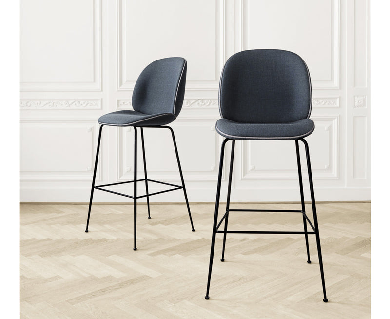 Gubi Upholstered Beetle Bar & Counter Stool | DSHOP