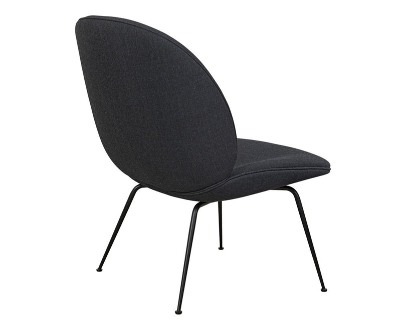 Gubi Upholstered Beetle Lounge Chair by GamFratesi | DSHOP