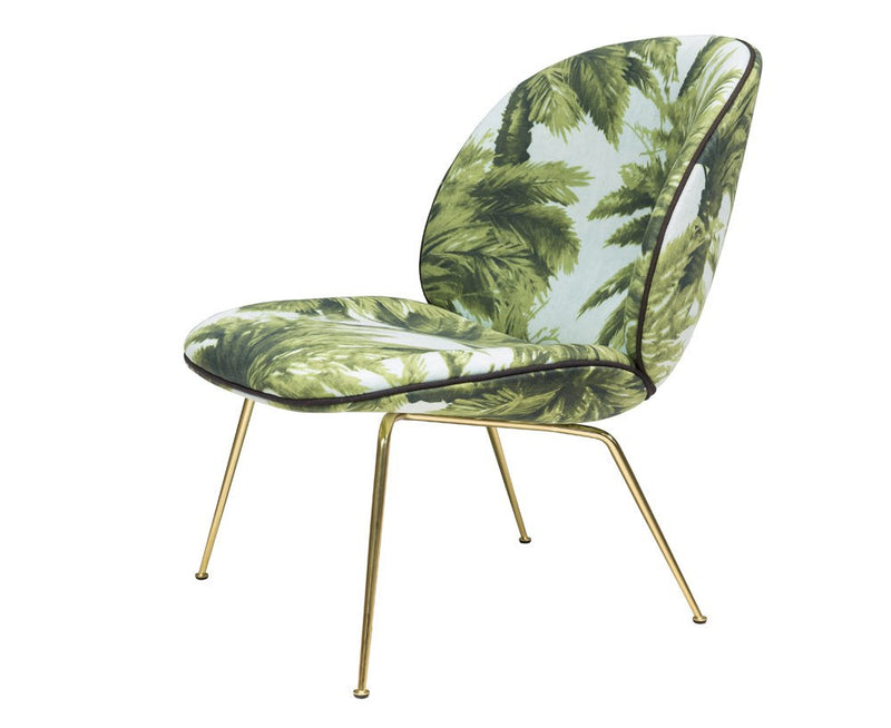 Gubi Upholstered Beetle Lounge Chair | DSHOP