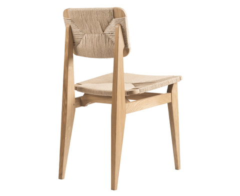 C-Chair Dining - Un-Upholstered Paper Cord