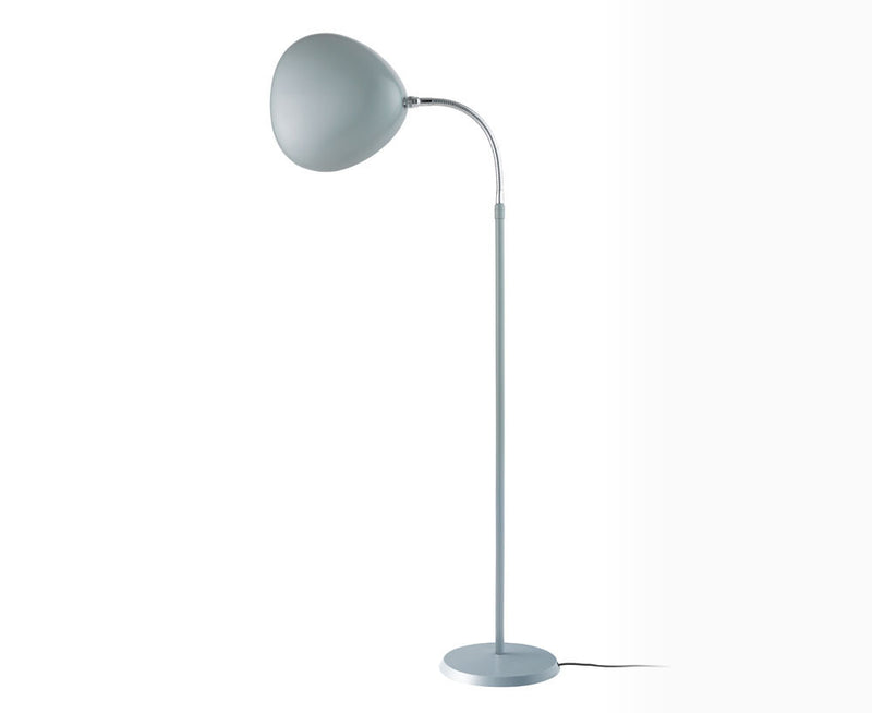 Cobra Floor Lamp Blue Grey