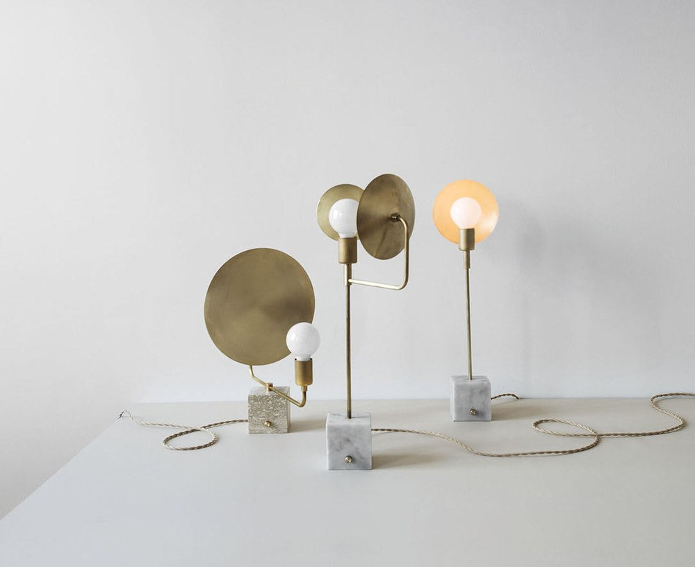 Orbit table lamp by workstead dshop workstead orbit table lamps aloadofball Image collections
