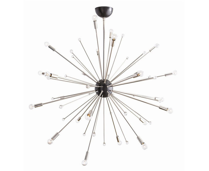 Arteriors Imogene Chandelier - Nickel