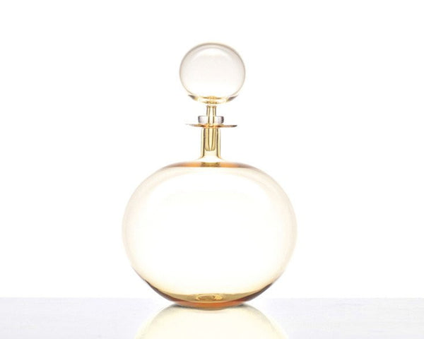 Cariati Low Round Decanter - Large