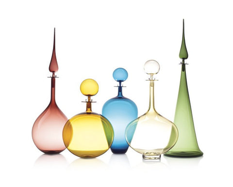 Low Round Large Decanter