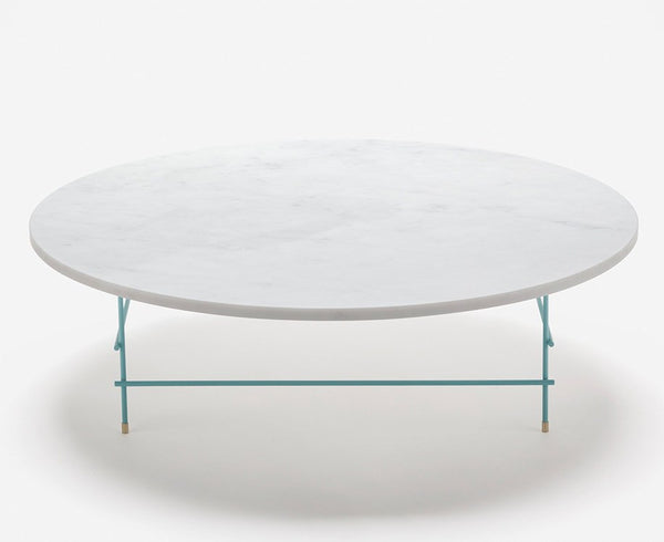 Marblelous Coffee Table - Blue / Green