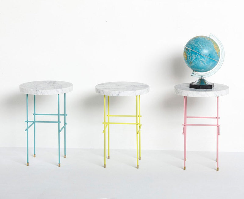 Industrial Marblelous Pedestals - Color