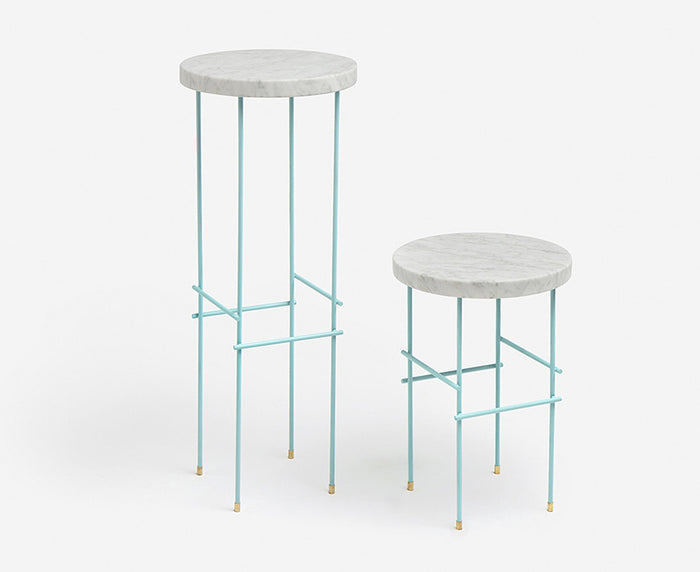 Industrial Marblelous Pedestal - Color
