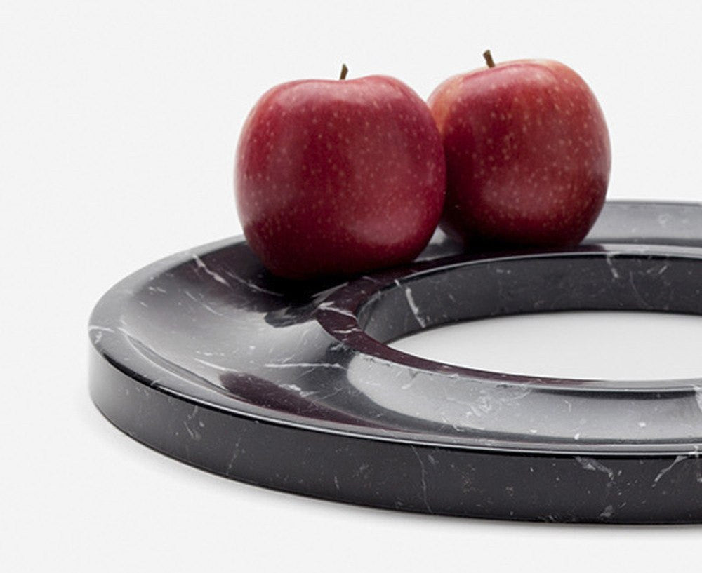 Marblelous Ring Tray - Marquina