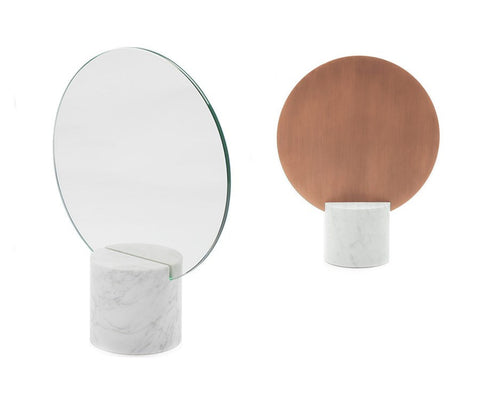 Marblelous Sun Mirror - Copper